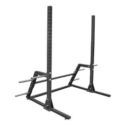 Suporte Cavalete Agachamento e Supino - Power Rack - Equipamentos Line Fitness