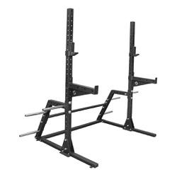 Suporte Cavalete Agachamento + Sup. Barra + Sup. P... - Equipamentos Line Fitness