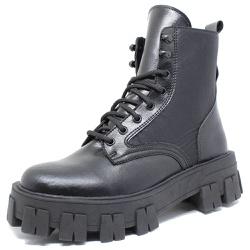 Coturno Tratorado Hera Estilo Veggie Shoes Preto -... - ESTILO VEGGIE SHOES