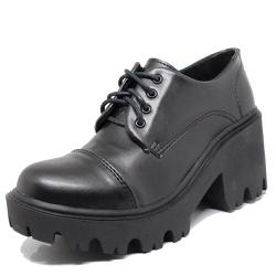 Sapato Estilo Veggie Matilda Preto - mat01 - ESTILO VEGGIE SHOES