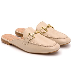 Mule Louise - Off White - EXYA