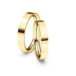 Alianças Pacaembu ♥ Casamento e Noivado em Ouro 18... - FABILE
