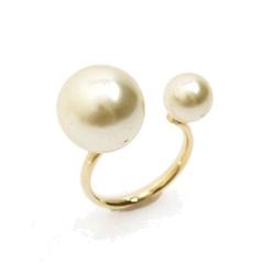 Anel De Ouro 18k Estilo Diores - 100356 - Fábrica do Ouro
