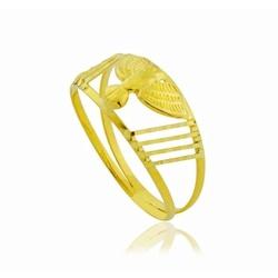 Anel De Ouro 18k Espírito Santo - 101581 - Fábrica do Ouro