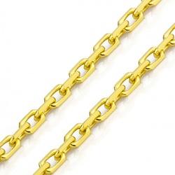 Corrente De Ouro 18k Cartie De 2,6mm Com 50cm - 10... - Fábrica do Ouro