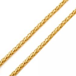 Corrente De Ouro 18k Palmeira De 2,8mm Com 50cm - ... - Fábrica do Ouro