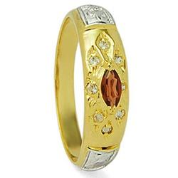 Anel De Formatura De Ouro 18k Marrocos - Feminino ... - Fábrica do Ouro