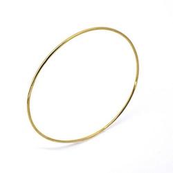 Pulseira De Ouro 18k Algema De 1,2mm Com 7,0cm - 1... - Fábrica do Ouro