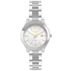 Relógio Technos Feminino Boutique 2015cdt/1k Prata... - Fábrica do Ouro