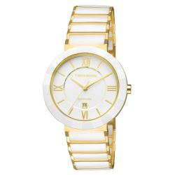 Relógio Technos Feminino Ceramic 2015ce/4b Dourado... - Fábrica do Ouro