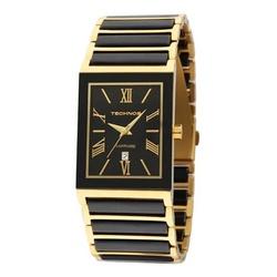 Relógio Technos Feminino Ceramic 2015cf/4p Dourado... - Fábrica do Ouro