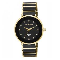Relógio Technos Feminino Ceramic 2035lmm/4p Dourad... - Fábrica do Ouro