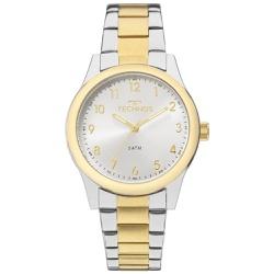 Relógio Technos Feminino Boutique 2035mkk/5k Bicol... - Fábrica do Ouro
