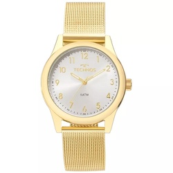 Relógio Technos Feminino Boutique 2035mkl/4k Doura... - Fábrica do Ouro