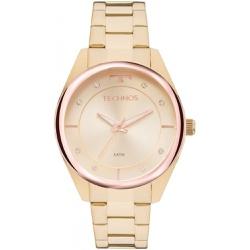 Relógio Technos Feminino Trend 2035mkwloy/4x Doura... - Fábrica do Ouro