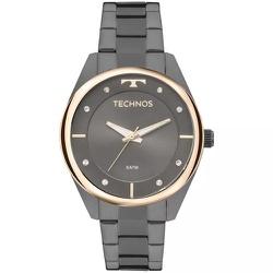 Relógio Technos Feminino Trend 2035mld/4p Chumbo -... - Fábrica do Ouro
