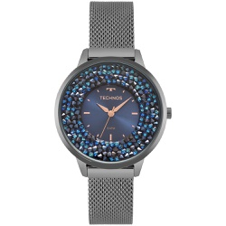 Relógio Technos Feminino Crystal 2035mqc/5a Grafit... - Fábrica do Ouro