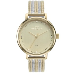 Relógio Technos Feminino Style 2035msw/1x Bicolor ... - Fábrica do Ouro