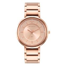Relógio Technos Feminino Brilho 2035mtb/1t Rosé - ... - Fábrica do Ouro