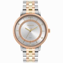 Relógio Technos Feminino Trend 2035mte/1k Bicolor ... - Fábrica do Ouro