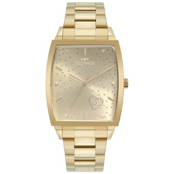 Relógio Technos Feminino Trend 2035muj/1x Dourado ... - Fábrica do Ouro