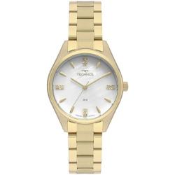 Relógio Technos Feminino Boutique 2036mkq/4b Doura... - Fábrica do Ouro