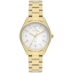 Relógio Technos Feminino Boutique 2036mlws/4b Dour... - Fábrica do Ouro