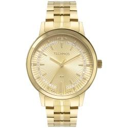 Relógio Technos Feminino Trend 2036mmq/1x Dourado ... - Fábrica do Ouro