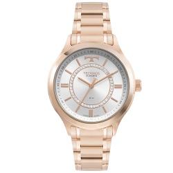 Relógio Technos Feminino St.moritz 2036mmv/1k Rosé... - Fábrica do Ouro