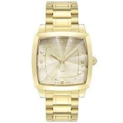 Relógio Technos Feminino Crystal 2036mng/1x Dourad... - Fábrica do Ouro