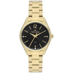 Relógio Technos Feminino Boutique 2036mno/4p Doura... - Fábrica do Ouro