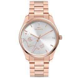 Relógio Technos Feminino Trend 2036mnz/1k Rosé - 7... - Fábrica do Ouro