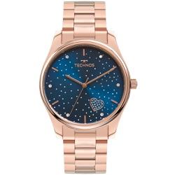 Relógio Technos Feminino Trend 2036moa/1a Rosé - 7... - Fábrica do Ouro