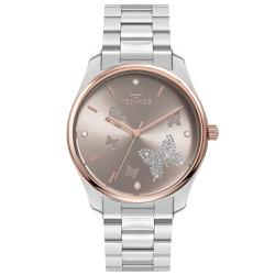 Relógio Technos Feminino Trend 2036mog/1c Prata - ... - Fábrica do Ouro