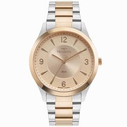 Relógio Technos Feminino Dress 2036mon/1j Bicolor ... - Fábrica do Ouro