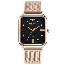 Relógio Technos Feminino Style 2039cr/1p Rosé - 70... - Fábrica do Ouro