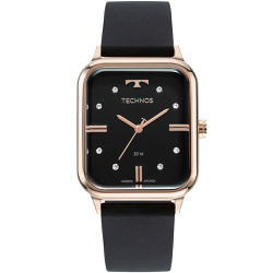 Relógio Technos Feminino Style 2039cs/2p Rosé - 70... - Fábrica do Ouro