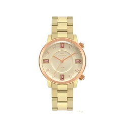 Relógio Technos Feminino Fashion 2039ct/1d Dourado... - Fábrica do Ouro