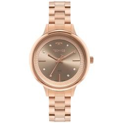 Relógio Technos Feminino Trend 2039dc/1c Rosé - 70... - Fábrica do Ouro