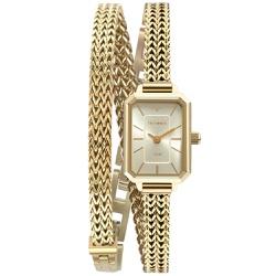 Relógio Technos Feminino Mini 5y20iv/1x Dourado - ... - Fábrica do Ouro