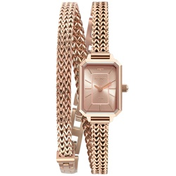 Relógio Technos Feminino Mini 5y20iw/1t Rosé - 700... - Fábrica do Ouro