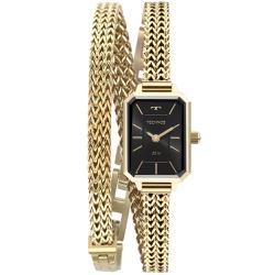 Relógio Technos Feminino Mini 5y20ix/1p Dourado - ... - Fábrica do Ouro