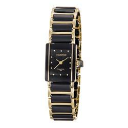 Relógio Technos Feminino Ceramic 5y30mypai/4p Dour... - Fábrica do Ouro