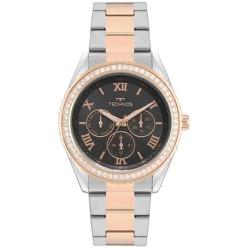 Relógio Technos Feminino Ladies 6p29ake/5p Bicolor... - Fábrica do Ouro