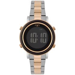 Relógio Technos Feminino Digital Bj3059ab/5p Bicol... - Fábrica do Ouro