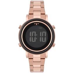 Relógio Technos Feminino Digital Bj3059ad/4p Rosé ... - Fábrica do Ouro