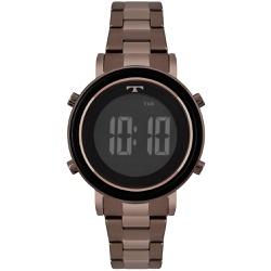 Relógio Technos Feminino Digital Bj3059ae/4p Marro... - Fábrica do Ouro