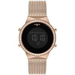 Relógio Technos Feminino Digital Bj3478ah/1p Rosé ... - Fábrica do Ouro