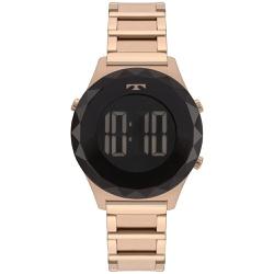 Relógio Technos Feminino Digital Bj3851ac/4p Rosé ... - Fábrica do Ouro