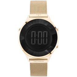 Relógio Technos Feminino Digital Bj3851ad/4p Doura... - Fábrica do Ouro